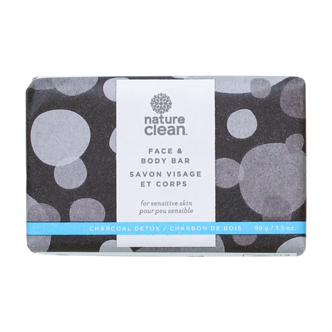 Face & Body Bar - Charcoal Detox