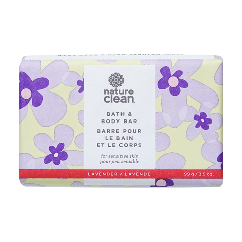 Bath & Body Bar - Lavender