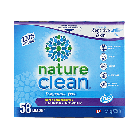 Laundry Powder - 3.4KG - Fragrance Free