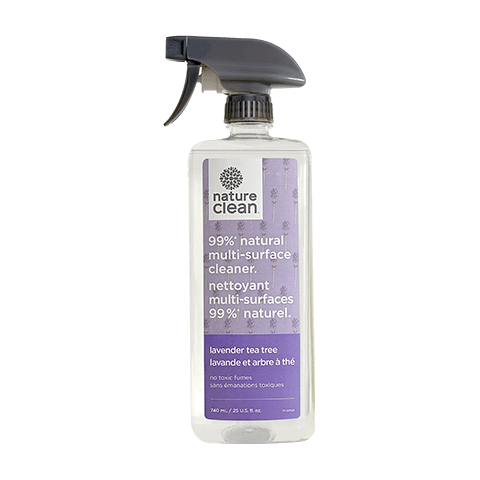 Multi-Surface Spray Cleaner - 740ML - Lavender Tea-Tree