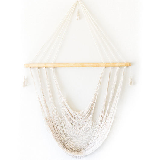 Yucatán Hammock Chair - Natural
