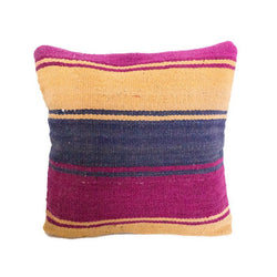Peruvian Frazada Pillow - Atacama //  Keeka Collection