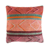 Peruvian Frazada Pillow - Luciana //  Keeka Collection
