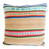 Striped Manta Pillow - Cabo || Keeka Collection