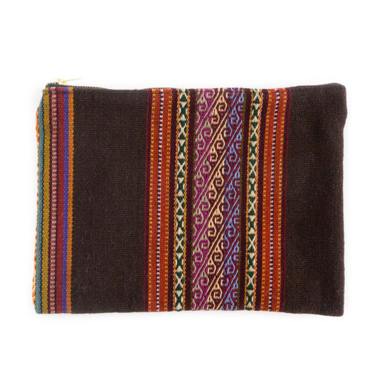 Peruvian Aguayo Clutch - Eva || Keeka Collection