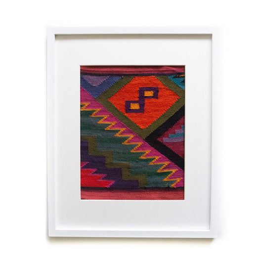 Peruvian Wall Hanging - Barranco || Keeka Collection