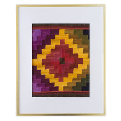 Peruvian Wall Hanging - Dorado || Keeka Collection