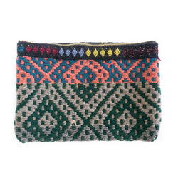 Peruvian Frazada Bag - Paola || Keeka Collection