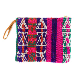 Peruvian Frazada Clutch - Ibiza || Keeka Collection