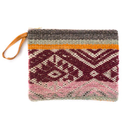 Peruvian Frazada Clutch - Mystical || Keeka Collection