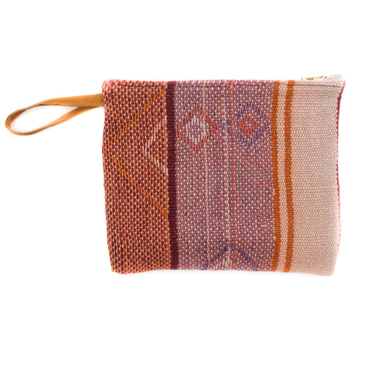 Peruvian Frazada Clutch - Sonoma || Keeka Collection