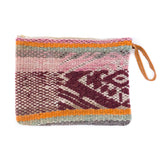 Peruvian Frazada Clutch - Summer Haze || Keeka Collection