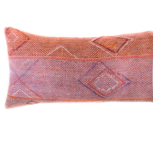 Frazada Long Lumbar Pillow - Rioja || Keeka Collection