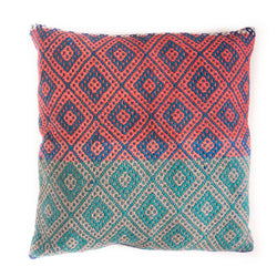 Frazada Euro Pillow - Alma || Keeka Collection