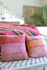 Peruvian Frazada Pillow - Mirabel || Keeka Collection