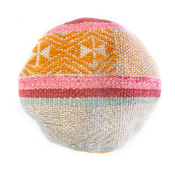 Frazada Round Pillow - Frontera || Keeka Collection
