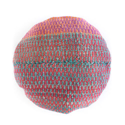 Frazada Round Pillow - Santa Marta || Keeka Collection