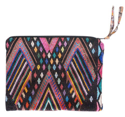Large Cosmetic Pouch / Clutch - Mia // Keeka Collection