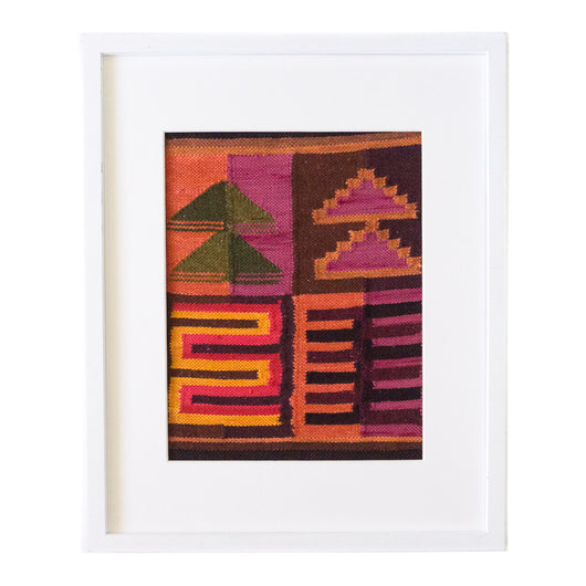 Peruvian Wall Hanging - Melon Inca Calendar || Keeka Collection