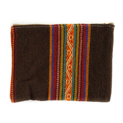Peruvian Aguayo Clutch - Joanna || Keeka Collection