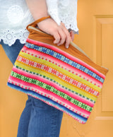 Peruvian Aguayo Clutch - Cartagena || Keeka Collection