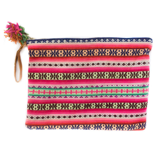 Peruvian Aguayo Clutch - Florianópolis || Keeka Collection