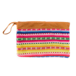 Peruvian Aguayo Clutch - Ipanema || Keeka Collection