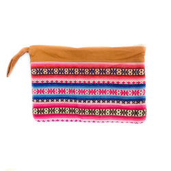 Peruvian Aguayo Clutch - Sayulita || Keeka Collection