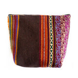 Peruvian Aguayo Pouch - Layla || Keeka Collection