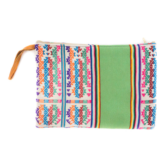 Peruvian Aguayo Clutch - Ayacucho || Keeka Collection
