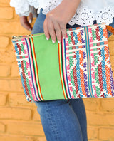 Peruvian Aguayo Clutch - Kimbiri || Keeka Collection