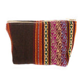 Peruvian Aguayo Pouch - Luciana || Keeka Collection