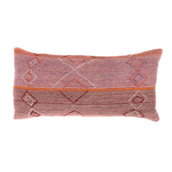 Frazada Lumbar Pillow - Mendoza || Keeka Collection