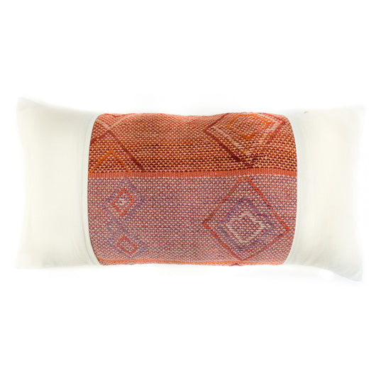 Frazada Lumbar Pillow - Napa || Keeka Collection