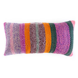 Frazada Lumbar Pillow - Positano || Keeka Collection