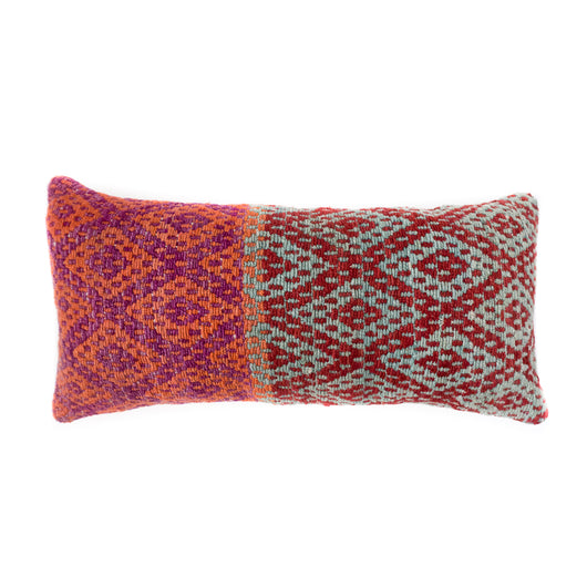 Frazada Lumbar Pillow - Tenerife || Keeka Collection