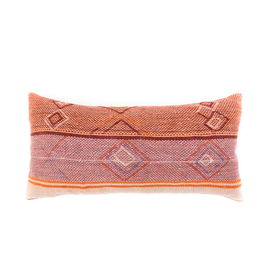 Frazada Lumbar Pillow - Tuscany || Keeka Collection