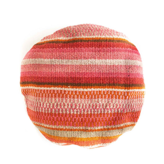 Frazada Round Pillow - Bahia || Keeka Collection