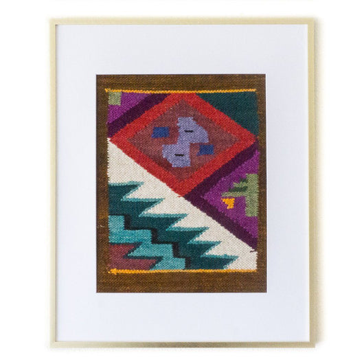 Peruvian Wall Hanging - Huandoy || Keeka Collection