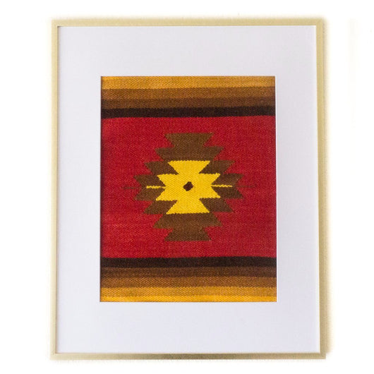 Peruvian Wall Hanging - Southwest Estrella || Keeka Collection