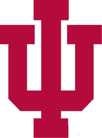 University of Indiana stencil - Reusable Pattern - 10 Mil Mylar