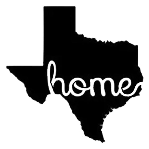 Texas Home - High Quality Reusable Stencil on 10 mil Mylar