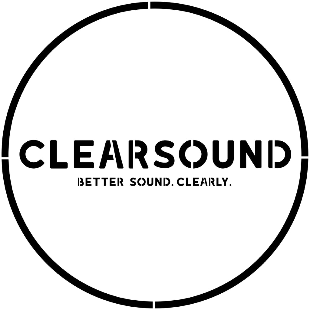 Copy of Clear Sound Stencil  10x10  15 mil  3 copies