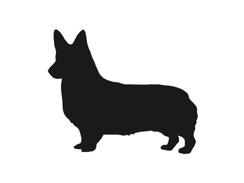 Corgi - High Quality Stencil 10 mil -  Reusable Patterns