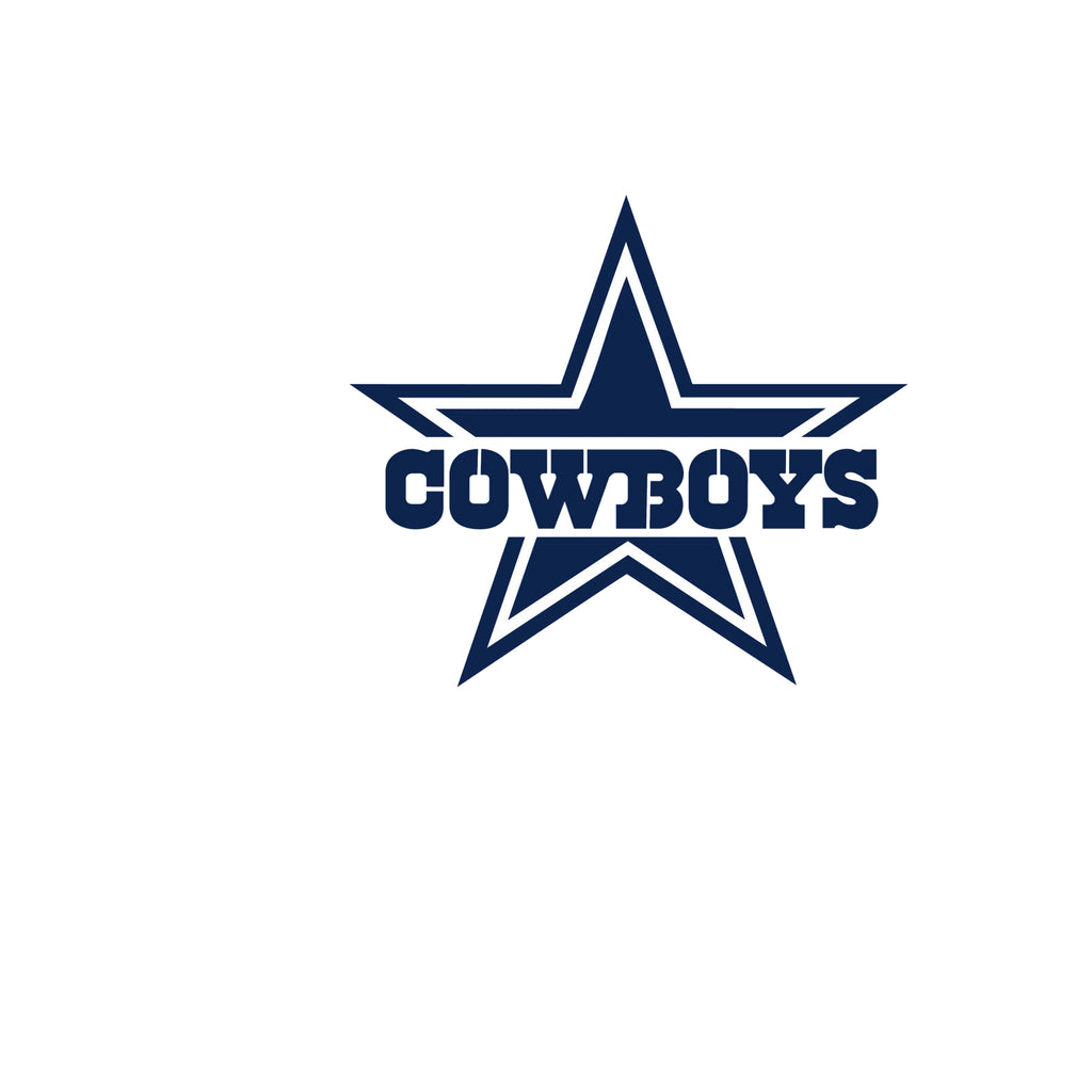 Dallas Cowboy Star Stencil  -  Stencil 10 mil -  Reusable Patterns