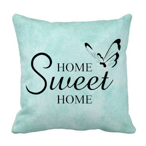 Home Sweet Home stencil - 10 mil clear myar - Reusable Pattern