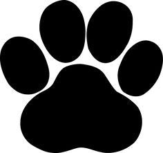 Puppy Paw print - High Quality Stencil 10 mil -  Reusable Patterns