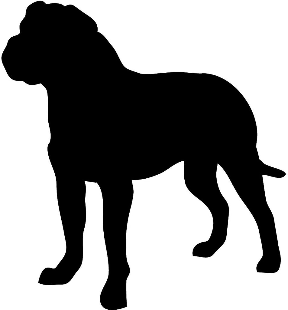 Rottweiler- High Quality Stencil 10 mil -  Reusable Patterns