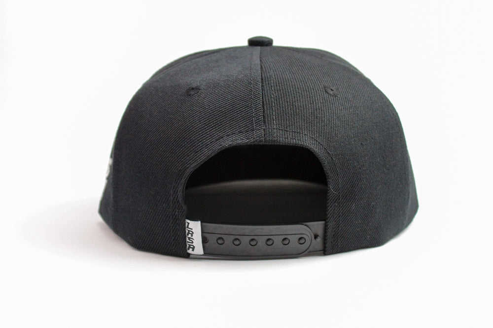 LOCK'D IN Snapback Hat