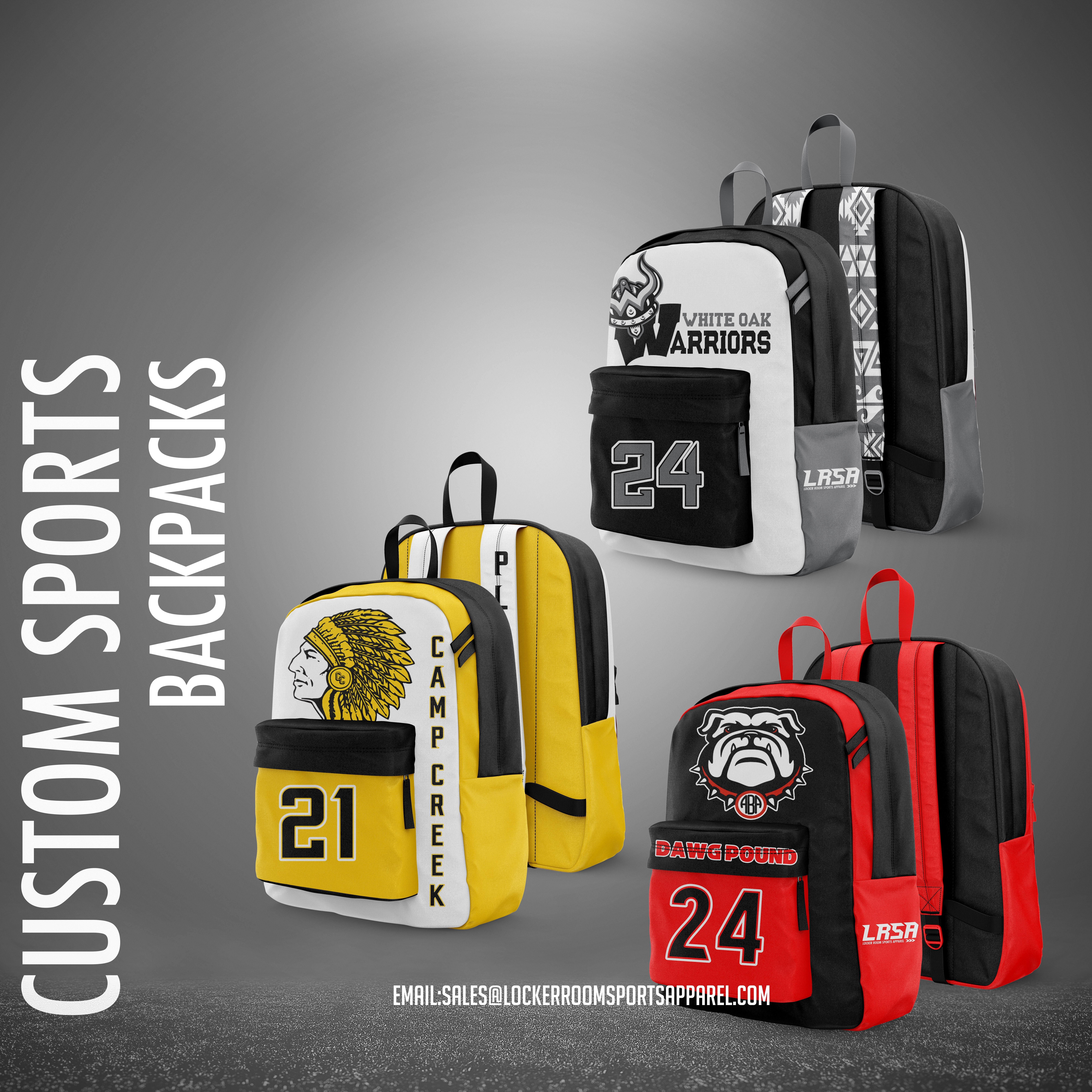 hot-selling official promo codes new season Team Bags, Gloves & Accessories – Locker Room Sports Apparel ...
